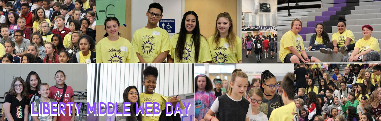 Liberty Middle School / Homepage