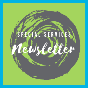 special services newsletter