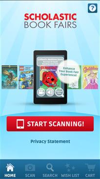 Scholastic Book Fairs App