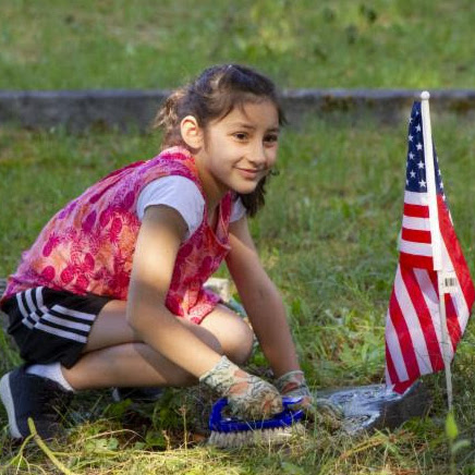 Students honor veterans and Spanaway history