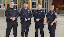 School Resource Officers helping keep district safe