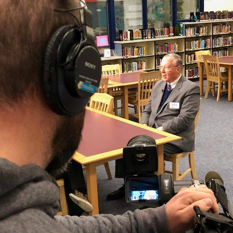 Superintendent Tom Seigel talks Leading the way in school safety