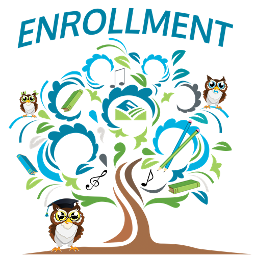Enrollment Button