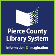 Pierce County Library System Icon