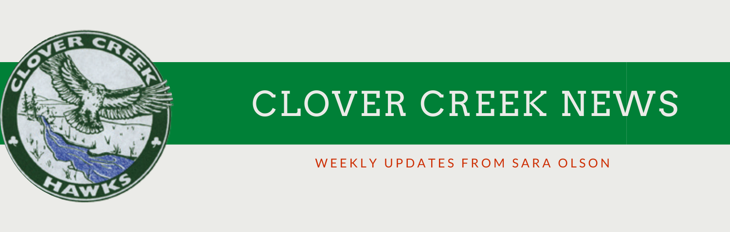 clover creek news