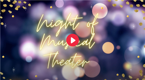 night of musical theatre