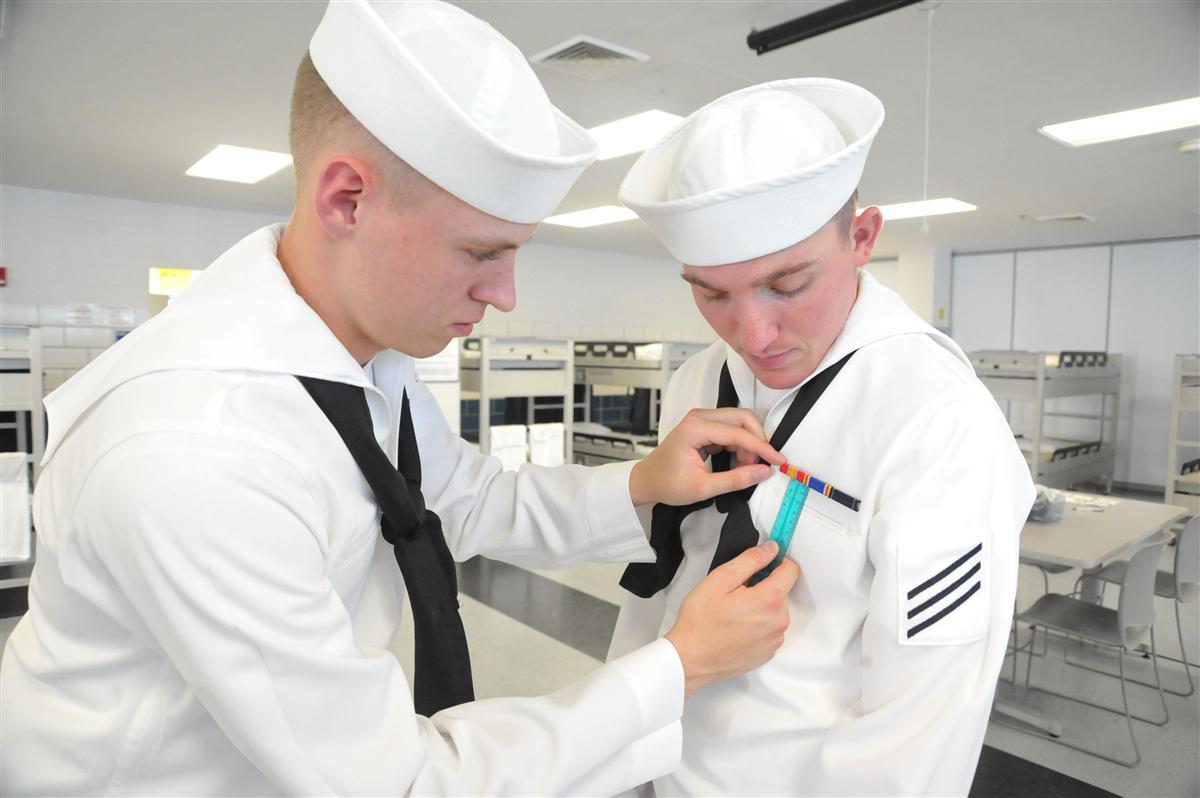 dress uniform   U S  N...